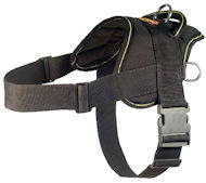 Flexible Freedom Dog Harness for police dogs