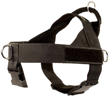 SAR Harness for all dogs-Search&Rescue NYLON DOG HARNESS
