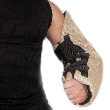 Performance in training Ballistic Hidden Sleeve