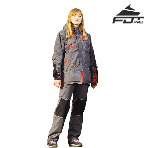 FDT Pro Training Suit Men / Women Design of Strong Material
