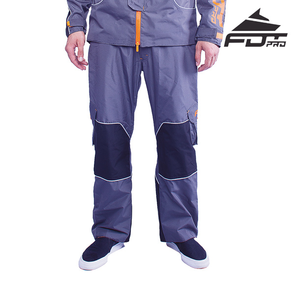 FDT Pro Pants of Grey Color for Any Weather Use